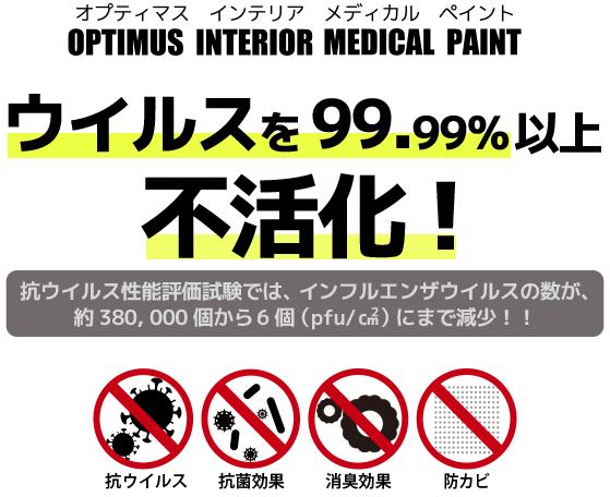 進化した抗菌抗ウイルス塗料!!!