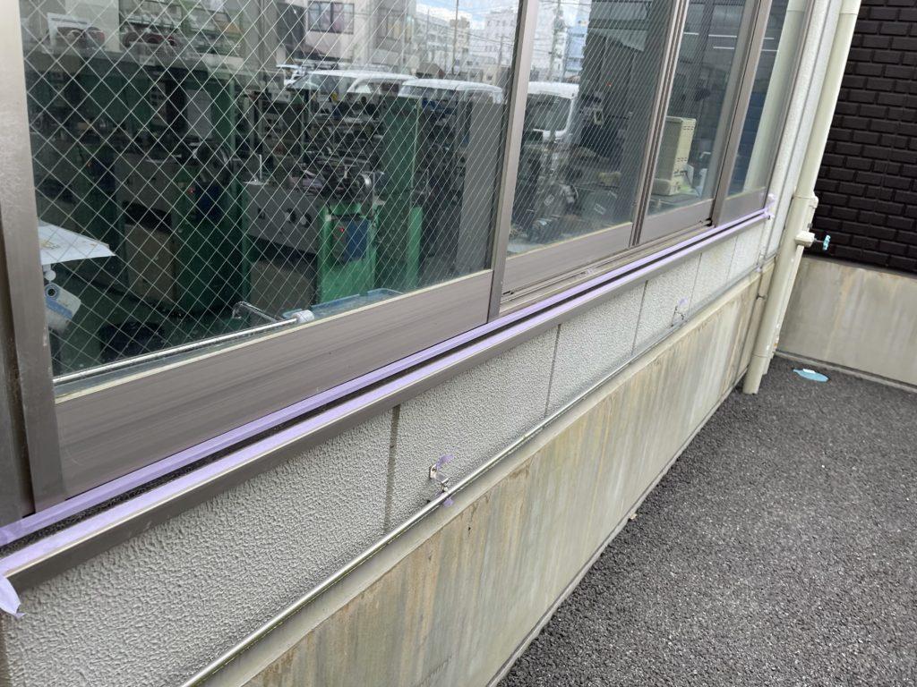 打ち合わせ〜雨漏り補修